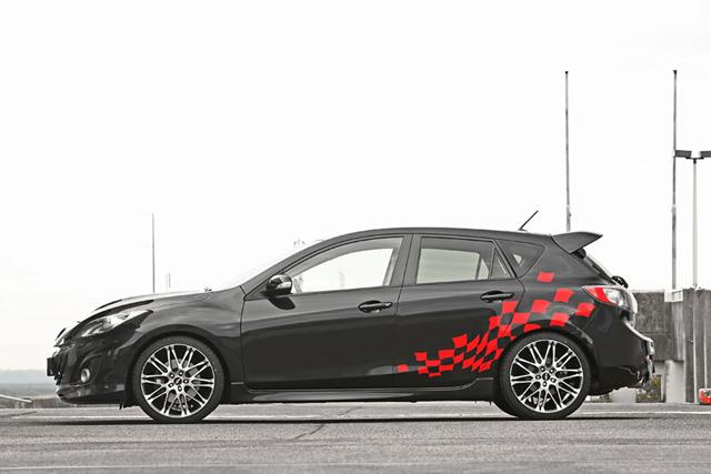 MR Car Design Mazda MPS Tuning
