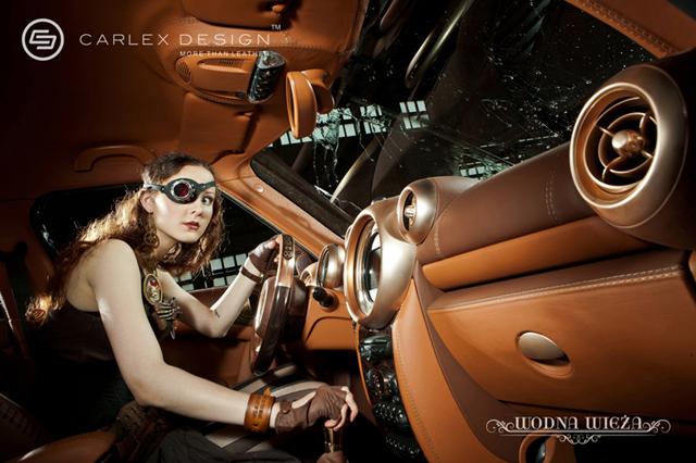 Carlex Design Steampunk Car