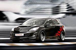 MR Car Design Mazda MPS Tuning