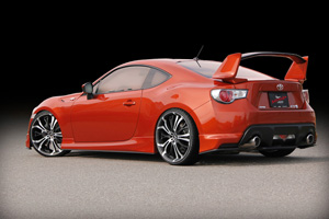GT86 Barracuda Wheels