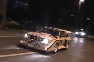 2012 Rally Legends Video