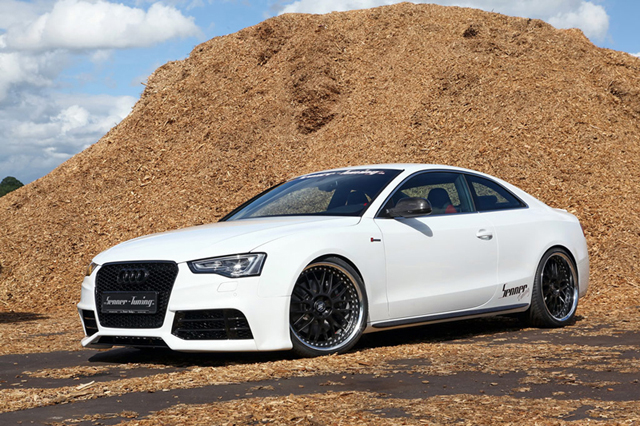 Senner Tuning RS5 Conversion
