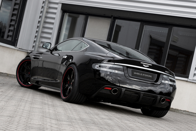 Wheelsandmore DBS Carbon Edition +