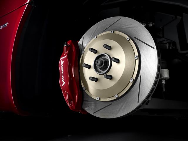 MOPAR SRT Viper Brake Rotors