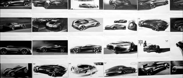 2014 Corvette Designs