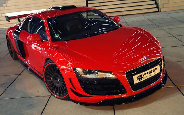 Prior Design GT650 Audi R8