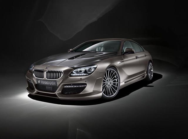 Hamann BMW 6 Series Gran Coupe