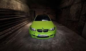 SchwabenFolia Irie Green 1 M Coupe