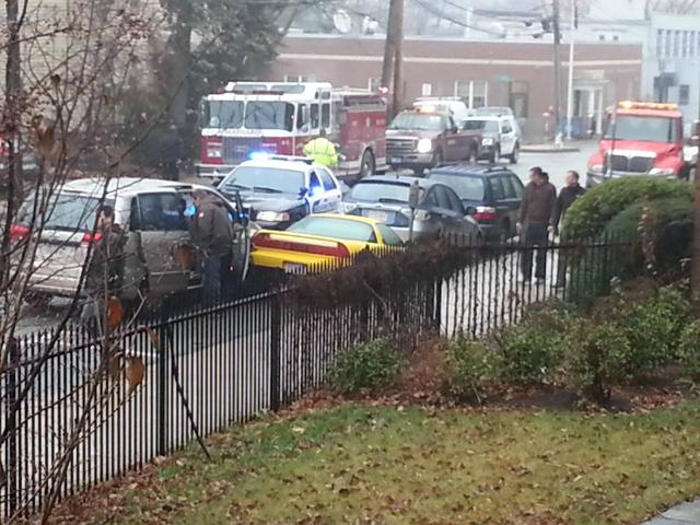 Friday FAIL: Where an NSX Dies at the hands of a Minivan