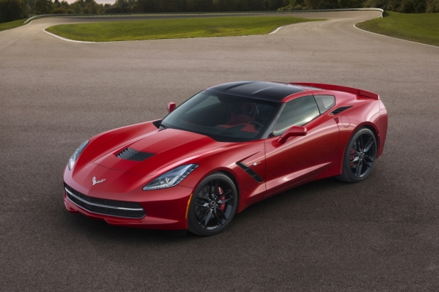 2014 Chevrolet Corvette Stingray Specs