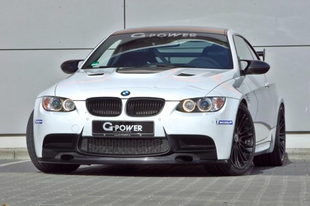 G-Power RS BMW M3 Aerodynamics