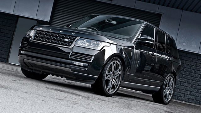 Kahn Range Rover Vogue Black Label