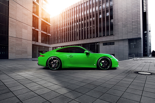 TechArt 911 Carrera 4S