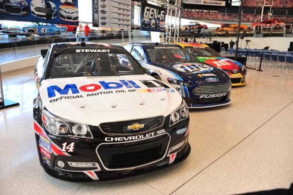 2013 NASCAR Gen6 Cars
