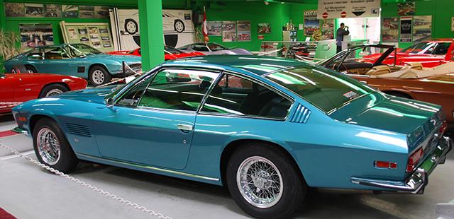Monteverdi High Speed 375L Fissore