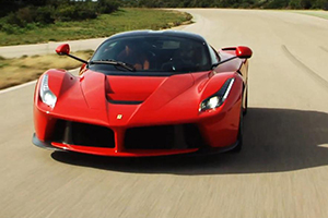 LaFerrari Video