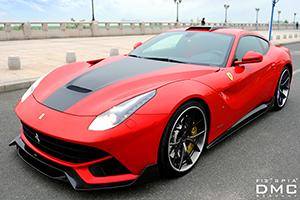 Ferrari F12Berlinetta SIPA