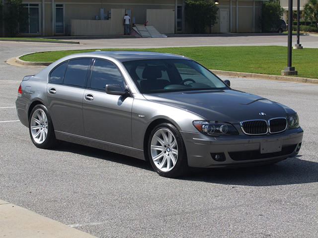 Bangle-Butt BMW 7-Series