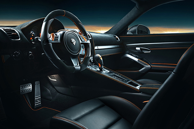TechArt Cayman Interior