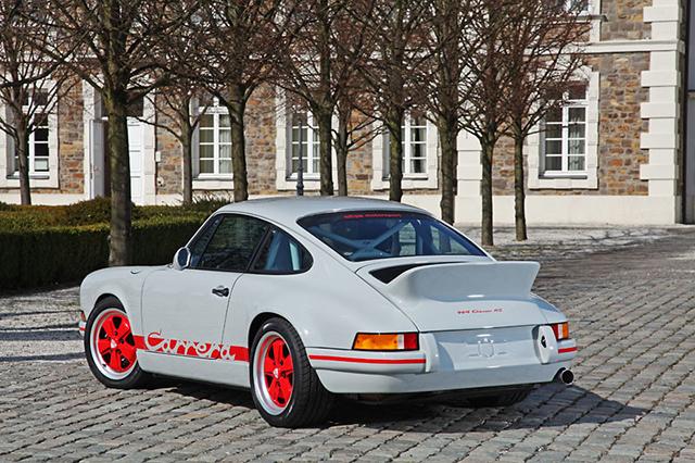 911 964 RS Conversion