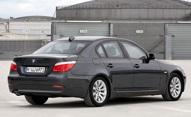 BMW 5-Series Designed by Chris Bangle