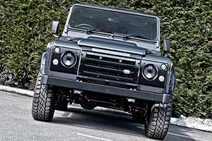 Chelsea Wide Track Military Grey Defender