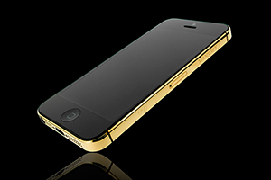 Mansory and Golden Dreams iPhone 5