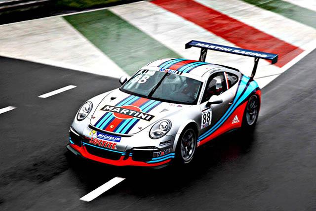 Martini Racing 911 GT3 Cup