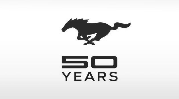 Mustang 50th