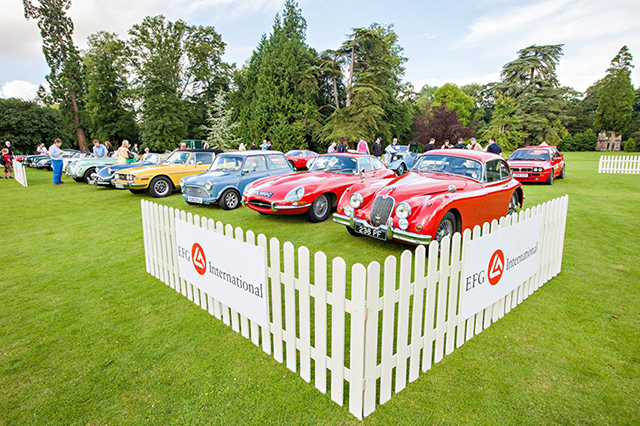 Wilton Classic and Supercar Event