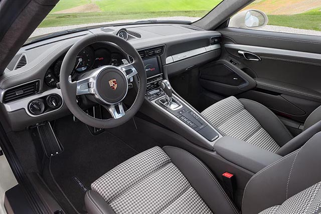 911 50th Anniversary Interior