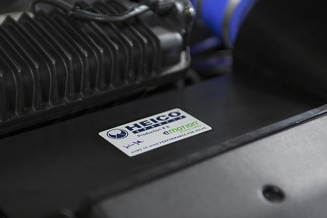 Heico Sportiv V40 T5 HPC