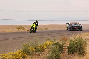 Car vs Bike Drift Battle 3