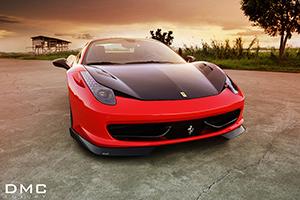 DMC Elegante Ferrari 458 Spider