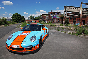 Cam Shaft Gulf Racing 911
