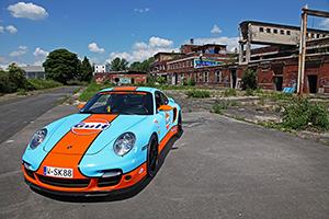 Cam Shaft Gulf Racing 911