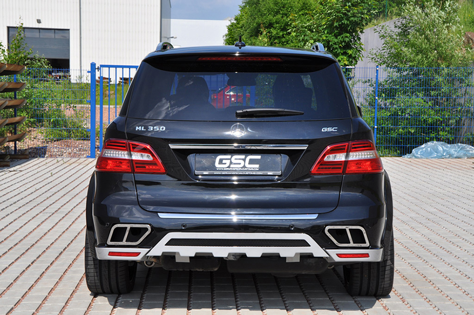 German Special Customs Widebody ML