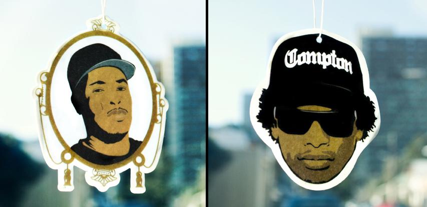 Dr Dre Eazy-E Air Freshener