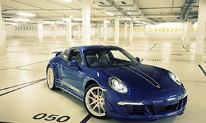 Porsche 5 Million 911 Carrera 4S