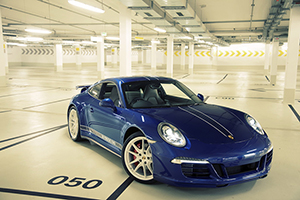 Porsche 5 Million 911 Carrera 4S