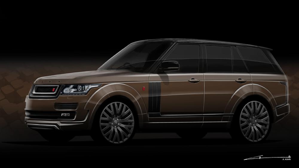 A Kahn Design RS600 Preview