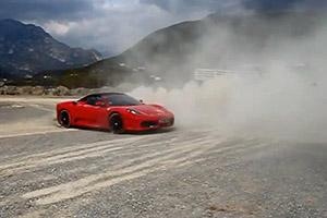 Ferrari F430 Spider Gravel