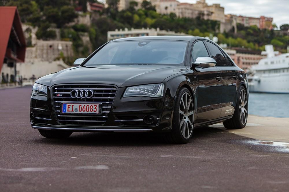 MTM Audi S8 Biturbo