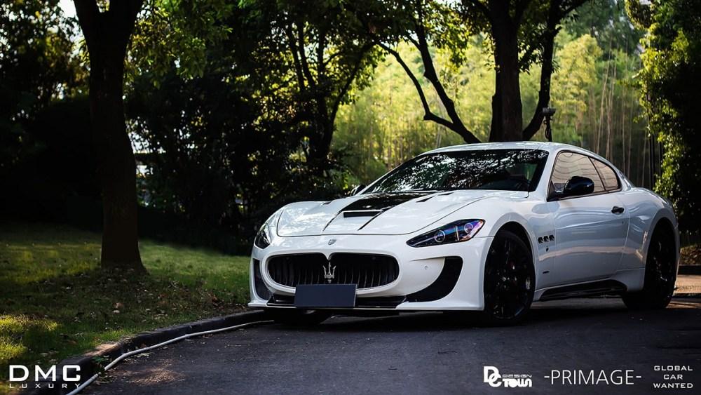 DMC Maserati Sovrano GranTurismo