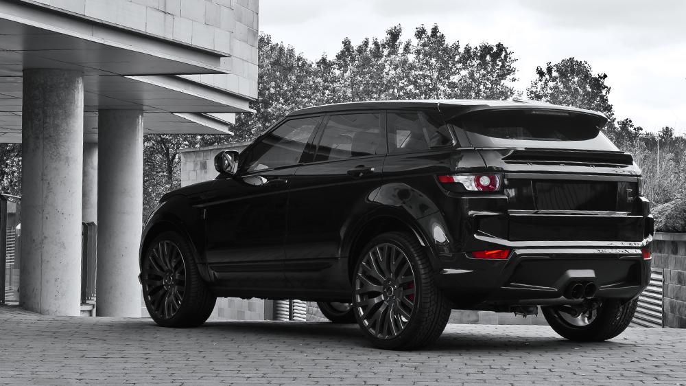 Range Rover Evoque Black Label Edition