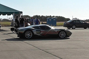M2K Motorsports Ford GT