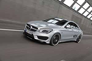 Väth V25 Mercedes-Benz CLA