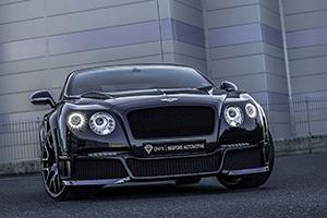 ONYX Concept Bentley GTVX
