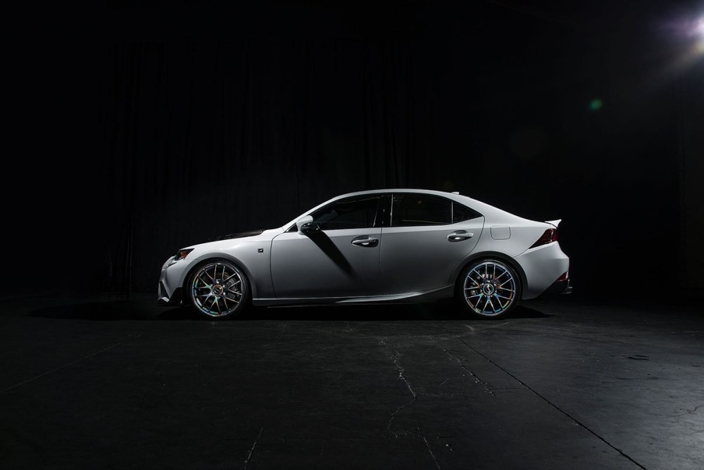 2014 IS 350 F SPORT by Seibon Carbon