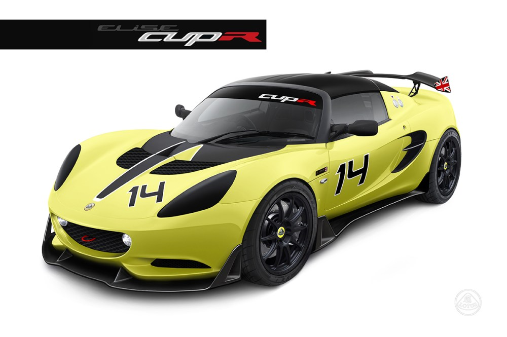 Lotus Elise S Cup R